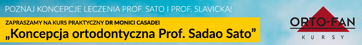 "dr Casadei Monica - ""Koncepcja ortodontyczna Prof. Sato"""