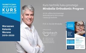 Kompleksowy kurs ortodontyczny dra Davide Mirabella teraz taniej!