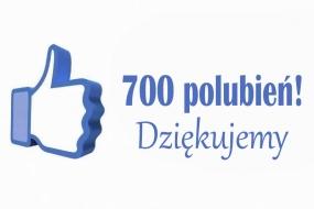 700 polubień na FanPage'u OrtoProf