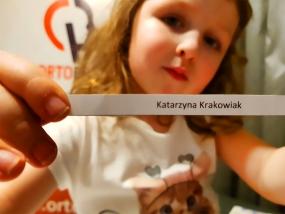 Doktor Katarzyna Krakowiak zwycięzcą konkursu OrtoProf.pl